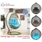 Large Cushion For Egg Chair / Pod Chair - Cushion Only