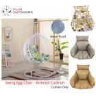 Armrest Cushion For Egg Chair / Pod Chair - Cushion Only