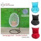 2 Piece Cushion For Egg Chair / Pod Chair - Cushion Only