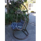 New Large Outdoor Hanging Swinging Egg/Pod Chair 059