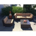 5-7 Piece Outdoor Lounge Setting TC-010
