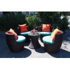 Brand New Outdoor Lounge Setting TC-004 (5 piece - chairs)