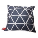 Striped Geometric Cushion Cover (45 x 45cm)