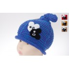 Kids Beanie with Mickey Mouse Logo