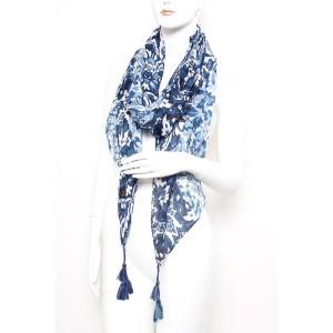 Long Fashion Tassel Scarf A17